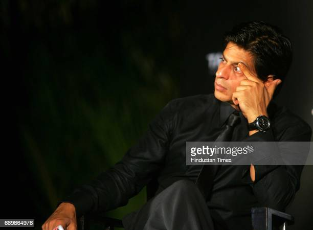 SRK Shahrukh Khan at the launch of the new collection TAG Heuer watches