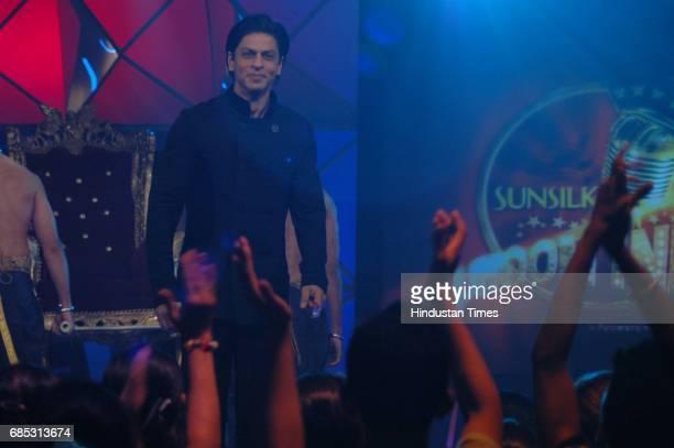 SRK Shahrukh Khan Celebrity party for Jjhoom India at Classic Studio Mira Road