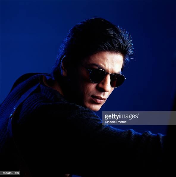 Shahrukh Khan wearing sunglasses