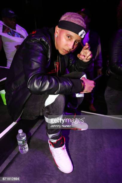 Shake attends the Ruff Ryders Reunion Concert at Barclays Center on April 21 2017 in New York City