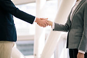 shake hands, business greeting concept
