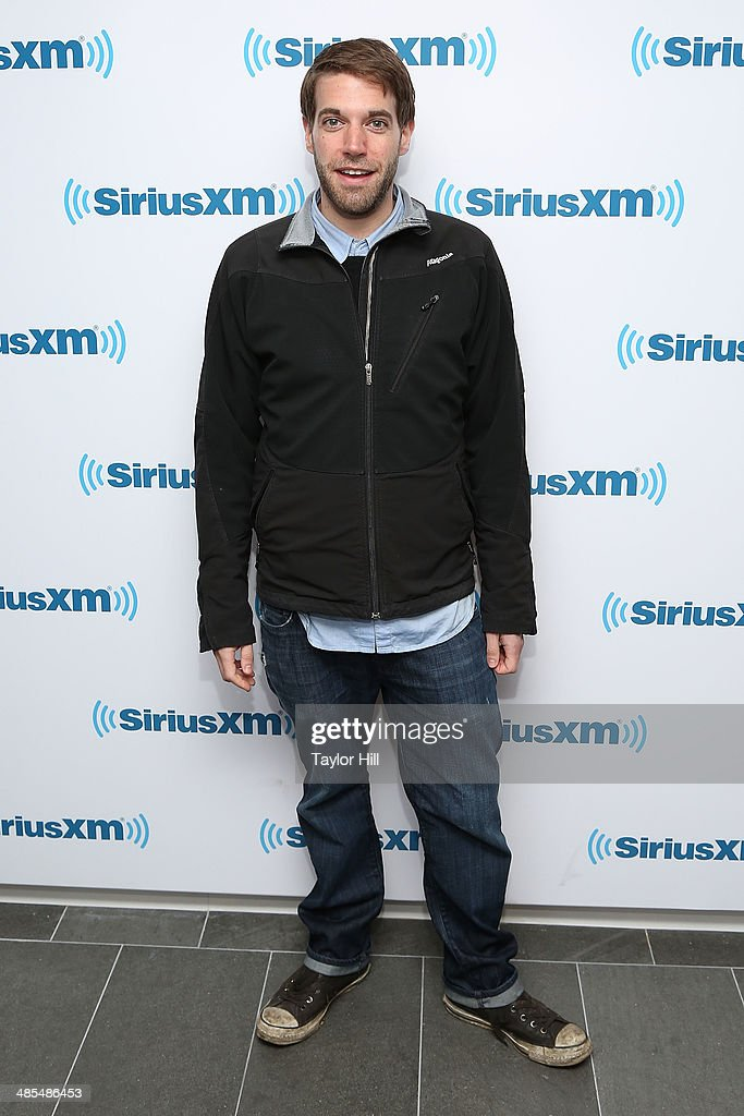 Shake Shack culinary director Mark Rosati visits the SiriusXM Studios on April 18, 2014 in New York City.