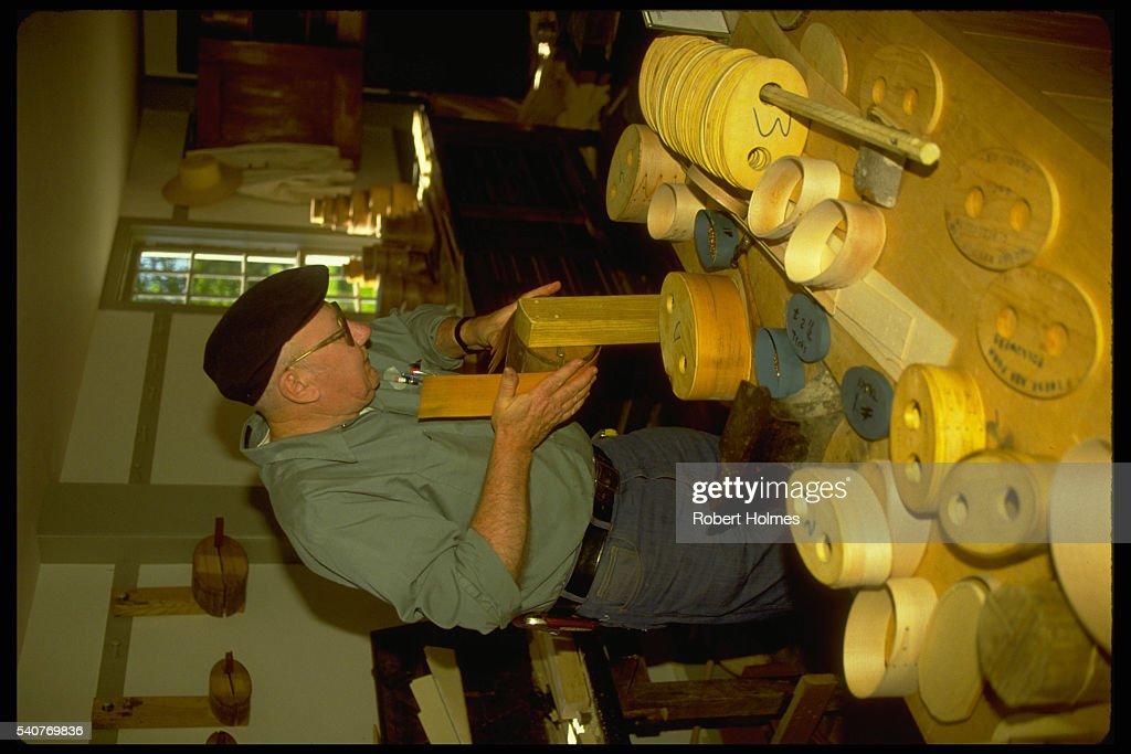 Shaker Furniture Artisan