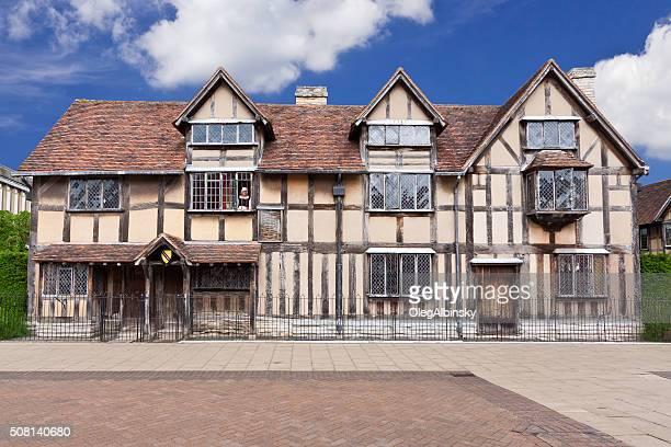 Shakespeare's Birthplace, Stratford-upon-Avon, Warwickshire, England, United Kingdom.