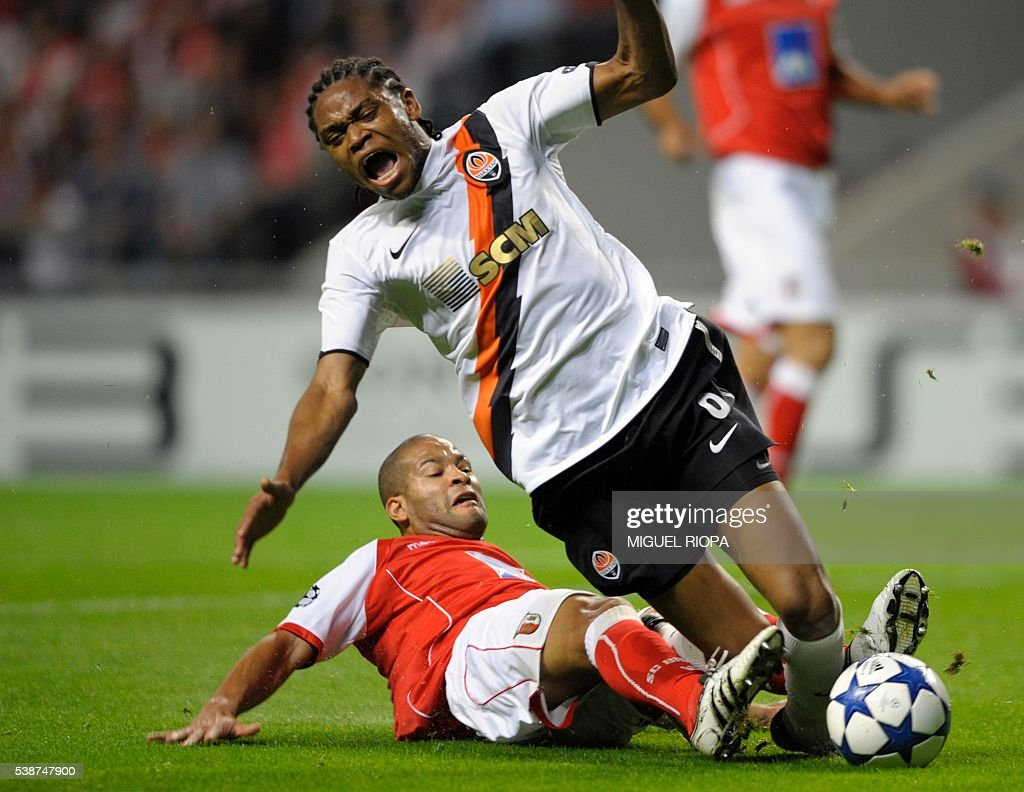 SC Braga v FC Shakhtar Donetsk UEFA Champions League s and