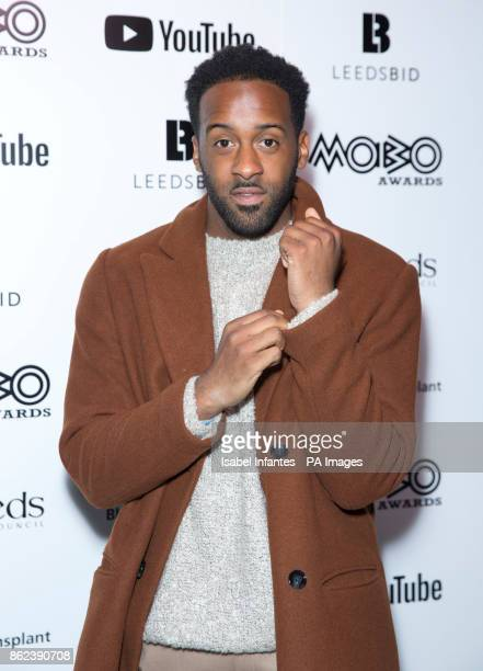 Shakka attending the Mobo Awards 2017 Nominations at the YouTube Space London