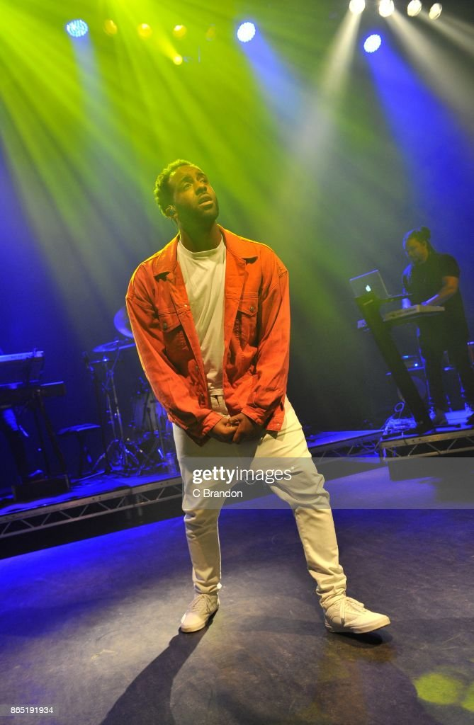 Shakka Performs At The O2 Shepherds Bush Empire
