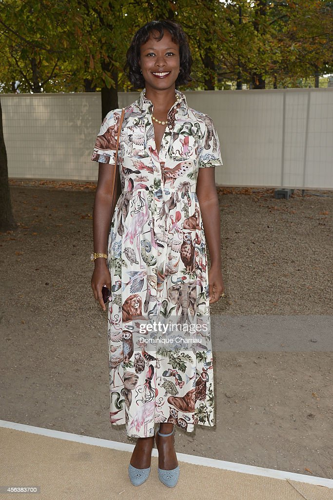 Valentino  : Outside Arrivals - Paris Fashion Week Womenswear Spring/Summer 2015