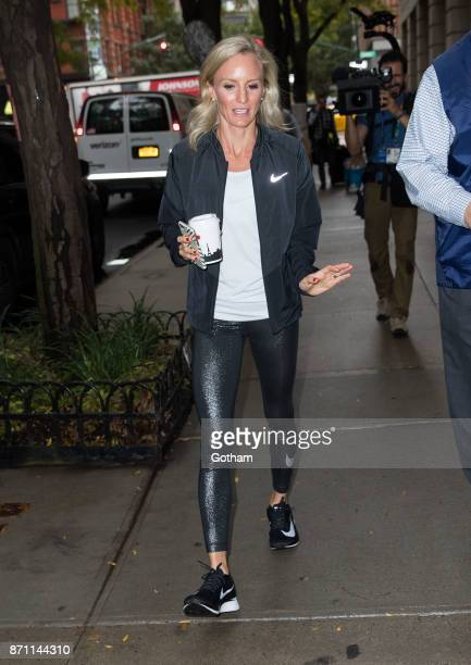 Shalane Flanagan first American Woman in 40 years to wiin NYC marathon on November 6 2017 in New York City