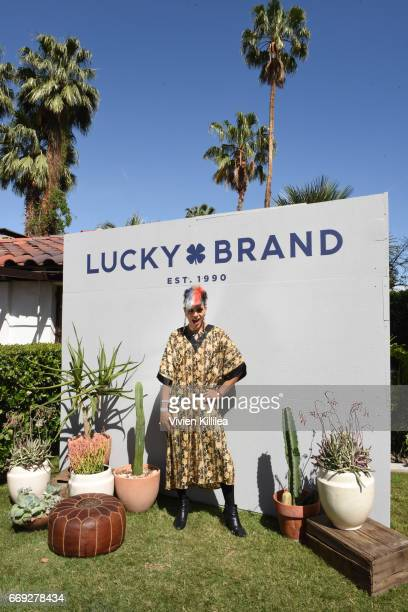 Sham Ibrahim attends Lucky Lounge Presents Desert Jam on April 16 2017 in Palm Springs California