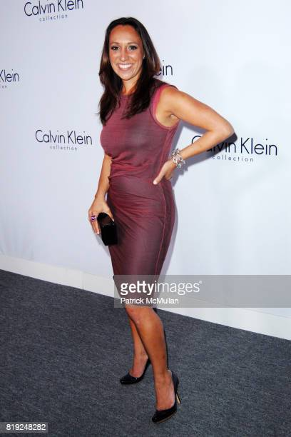 Shamim Momin attends CALVIN KLEIN COLLECTION LOS ANGELES NOMADIC DIVISION CELEBRATE LA ARTS MONTH ART LOS ANGELES CONTEMPORARY at Los Angeles on...