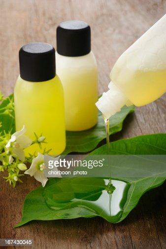 shampoo bottle : Stock Photo