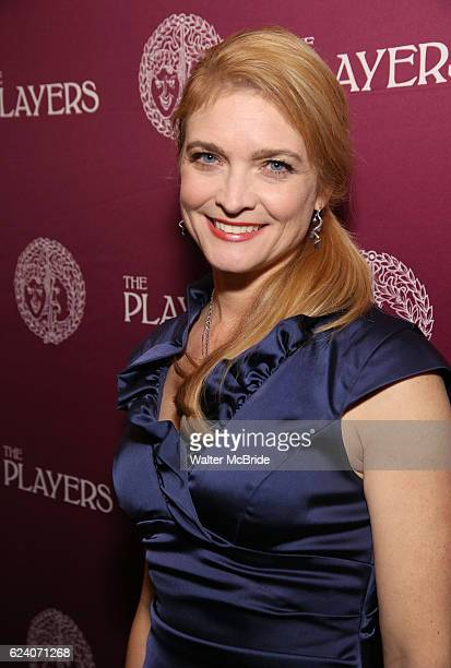 Shana Farr attends the 2016 Helen Hayes Award Dinner honoring Barbara Cook at The Players Club on November 17 2016 in New York City