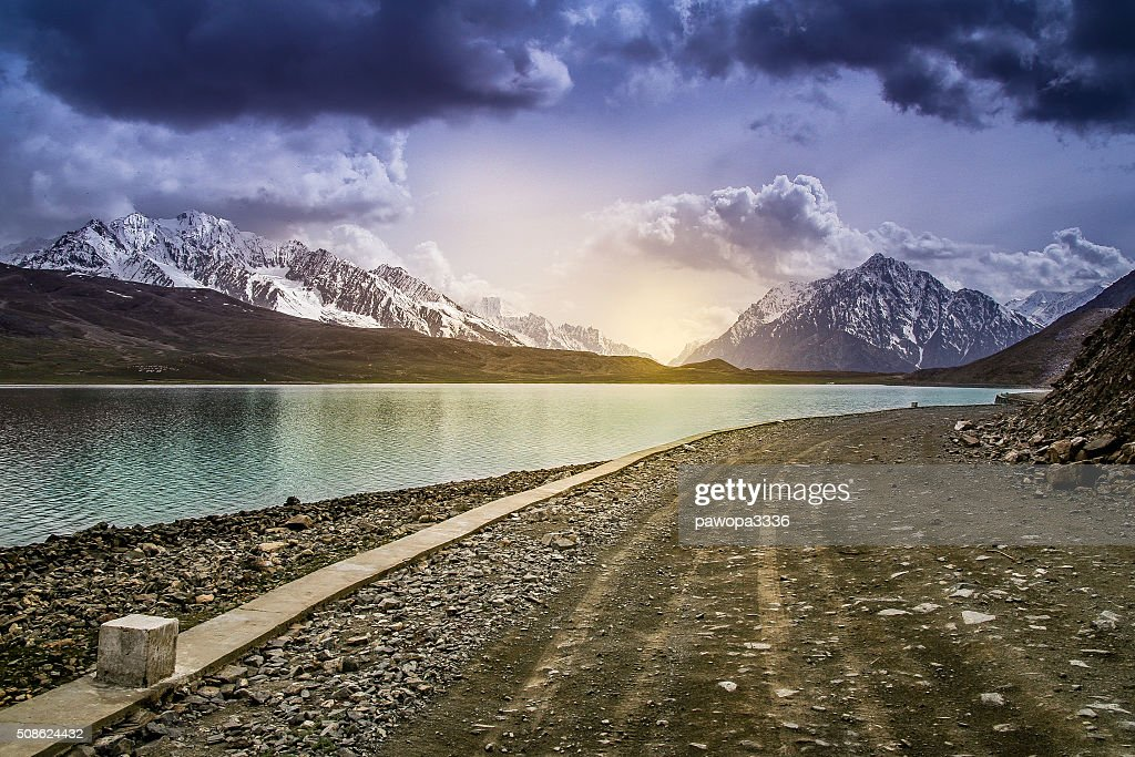 Shandur Pass : Stock Photo