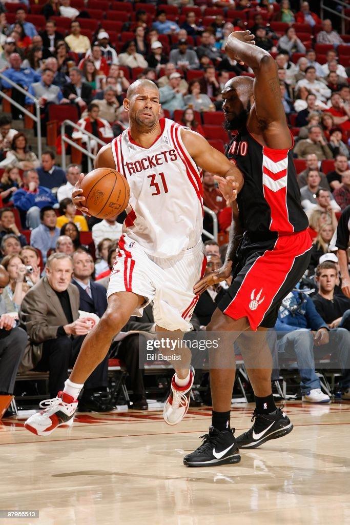 Toronto Raptors v Houston Rockets