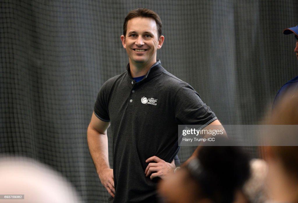 ICC Champions Trophy Ambassador - Shane Bond