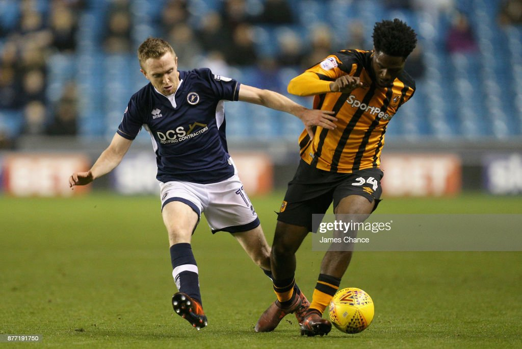 Millwall v Hull City - Sky Bet Championship