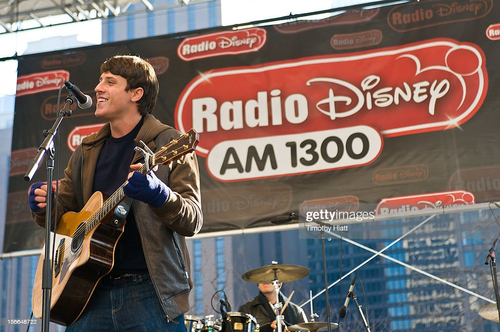 Shane Harper attends the 2012 Magnificent Mile Lights Festival on November 17, 2012 in Chicago, Illinois.