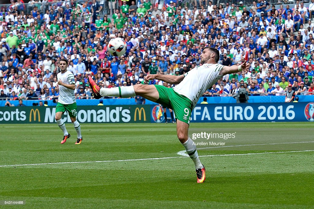 France v Republic of Ireland - Round of 16: UEFA Euro 2016 : News Photo