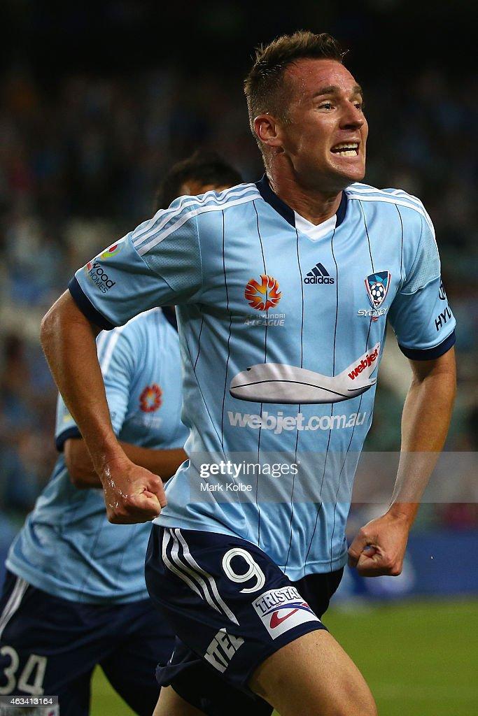 A-League Rd 17 - Sydney v Melbourne