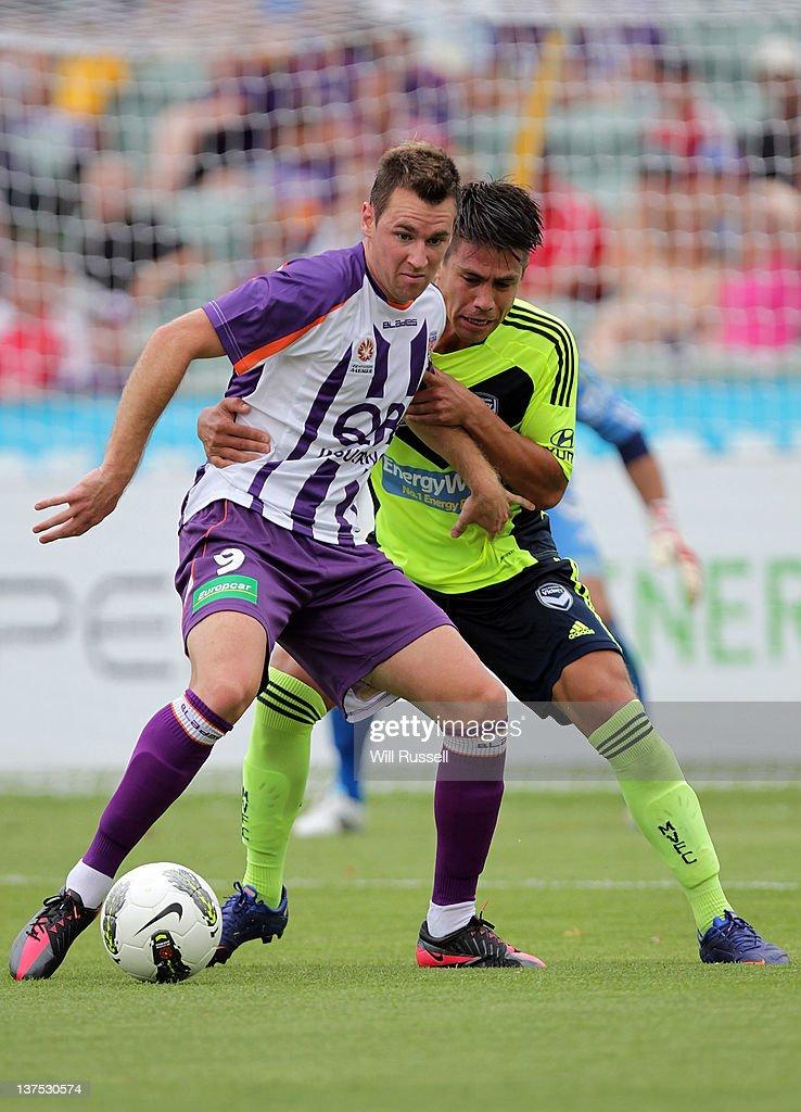 A-League Rd 16 - Perth v Melbourne