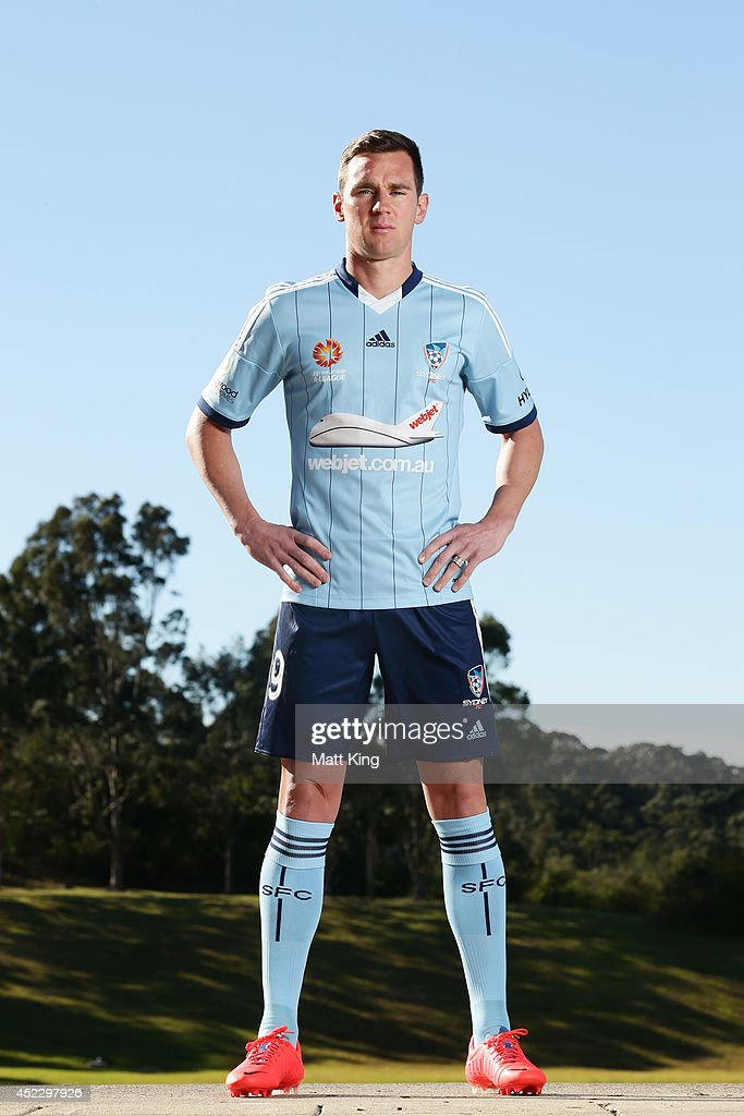 Sydney FC Jersey Unveiling & Training Session