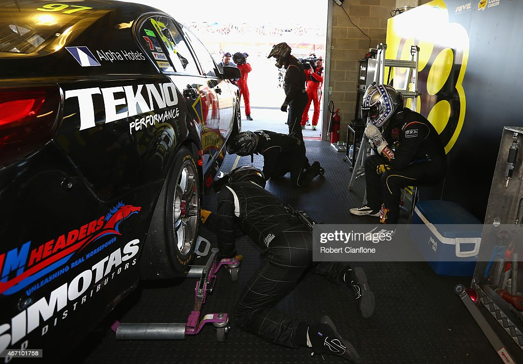 V8 Supercars Bathurst 1000 Getty Images