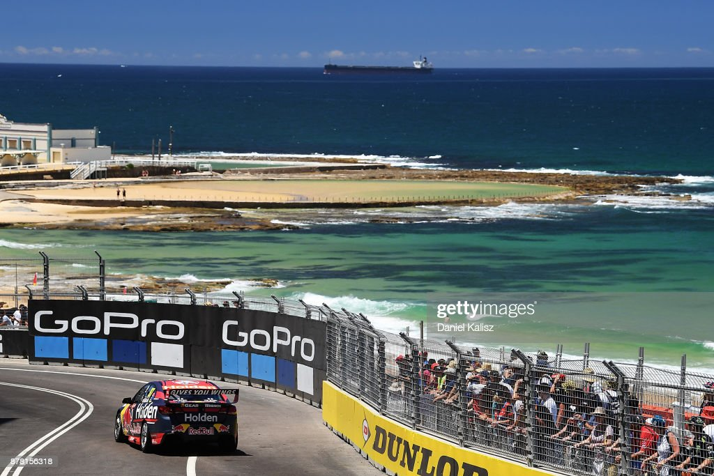 Supercars - Newcastle 500