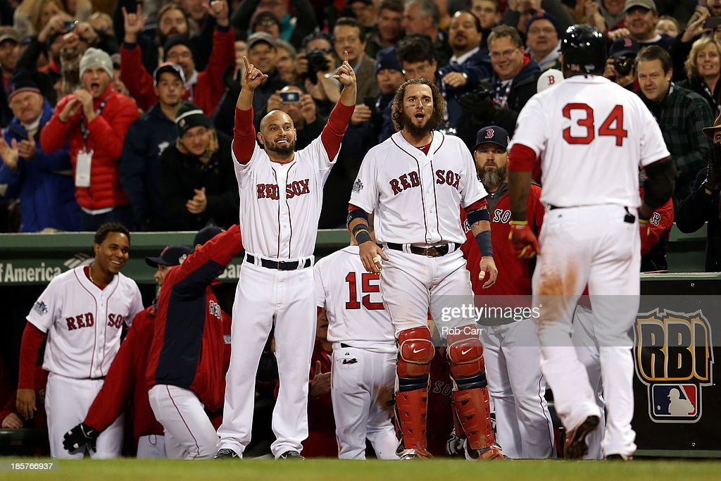 World Series - St Louis Cardinals v Boston Red Sox - Game Two