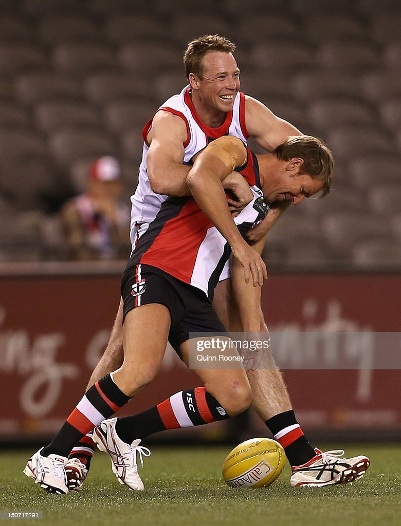 St Kilda Thank You Round Charity Match