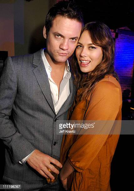 Shane West and CC Sheffield during BPM Magazine MySpace Guide to LA Issue Release Party at Element in Hollywood California United States