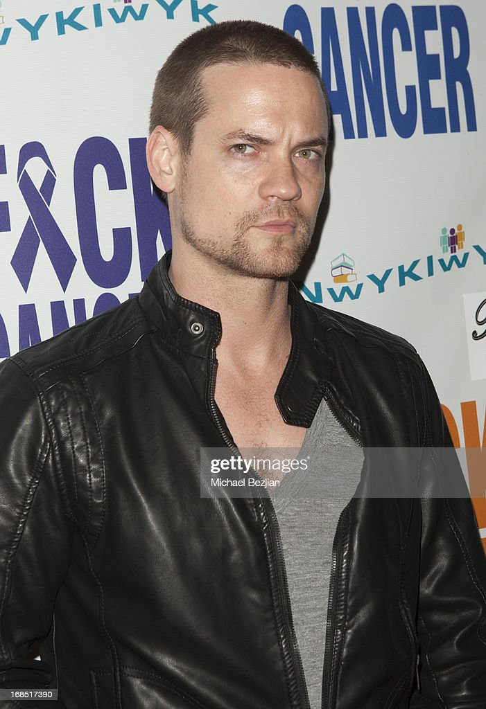 <a gi-track='captionPersonalityLinkClicked' href=/galleries/search?phrase=Shane+West&family=editorial&specificpeople=223968 ng-click='$event.stopPropagation()'>Shane West</a> attends 2nd Annual F*ck Cancer Charity Event LA at Bootsy Bellows on May 9, 2013 in West Hollywood, California.