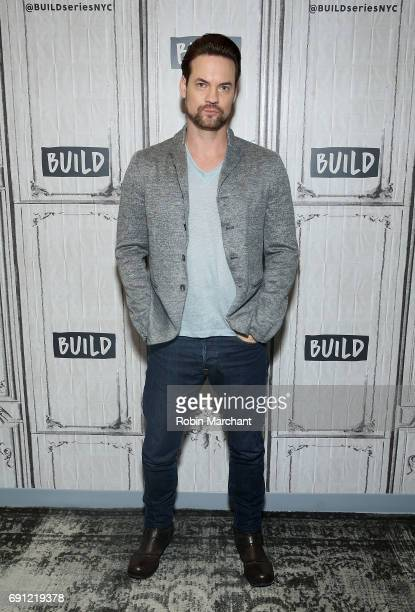 Shane West attends Build Presents 'Awakening The Zodiac' at Build Studio on June 1 2017 in New York City