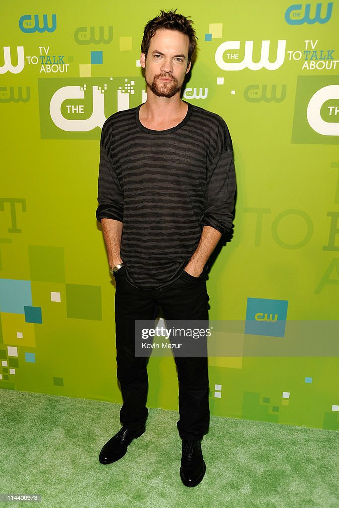 Shane West attends the CW Network's 2011 Upfront at Jazz at Lincoln Center on May 19, 2011 in New York City.