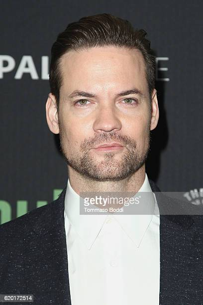 Shane West attends the PaleyLive LA 'Salem' Season 3 Premiere Screening And Conversation at The Paley Center for Media on November 1 2016 in Beverly...