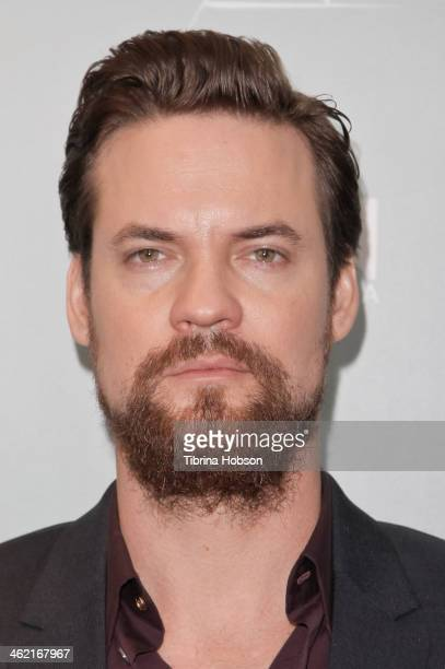 Shane West attends WGN America presents it's first original scripted series 'Salem' at Winter TCA at Langham Hotel on January 12 2014 in Pasadena...