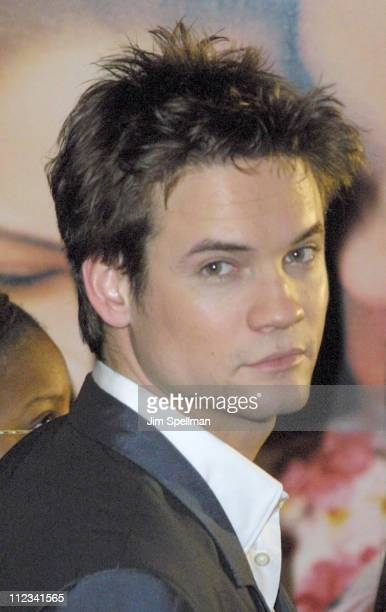 Shane West during Mandy Moore Shane West Attend A Special Screening Of Their Movie 'A Walk To Remember' At Planet Hollywood at Planet Hollywood in...