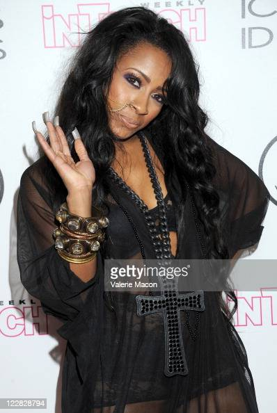 Shanell arrives at the In Touch Weekly's 4th Annual Icons Idols Celebration on August 28 2011 in West Hollywood California