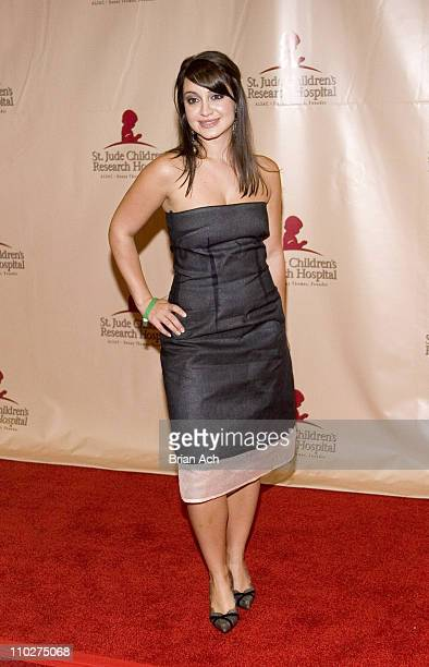 Shanelle Workman of 'The Bold and the Beautiful' during The 11th Annual Daytime Television Salutes St Jude Children's Research Hospital at Marriott...