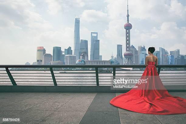 上海の花嫁