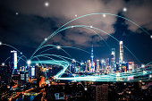 City,  Globe - Navigational Equipment, Computer Network, Technology, Digital Display