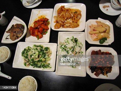 Shanghai cuisine : Stock Photo