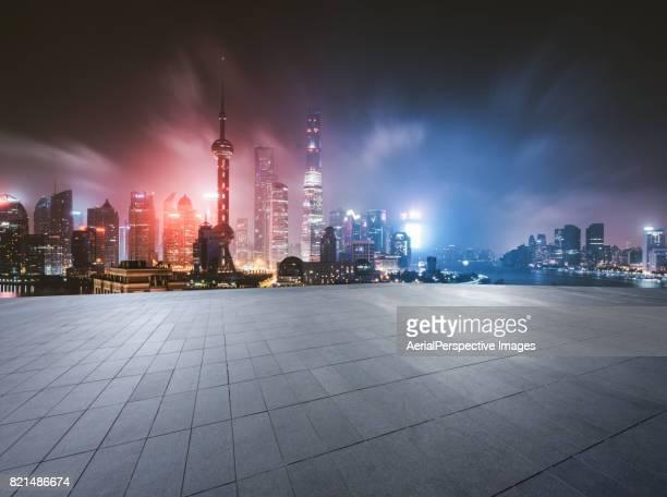 Shanghai Empty Square