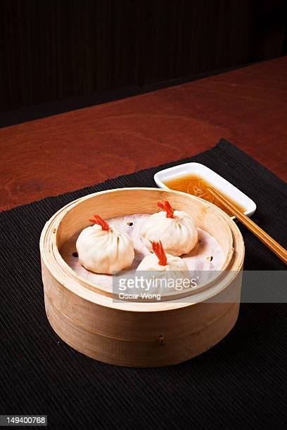 Shanghai Food - Nanxiang Steamed Buns