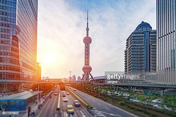 Shanghai high - rise building