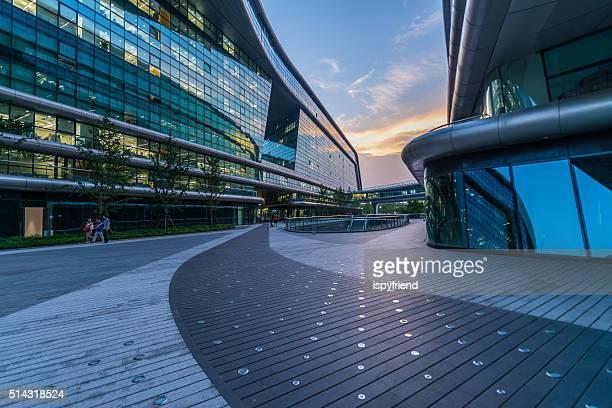 Shanghai Hongqiao Sky Soho building