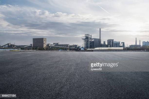 Shanghai jinshan petrochemical plant,China - East Asia,