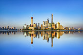 Spectacular views of the Bund,shanghai,china.