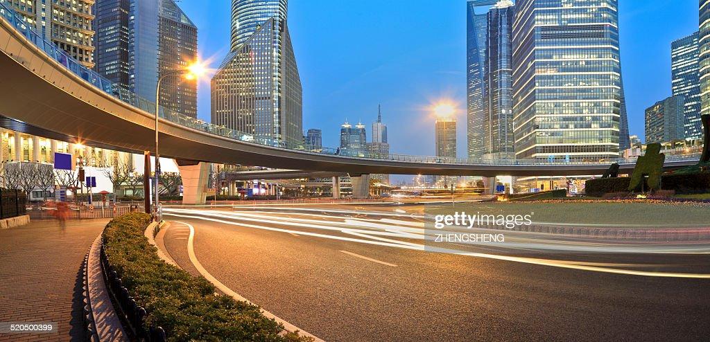 Shanghai Lujiazui city modern landmark office buil