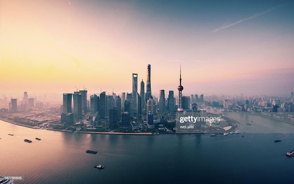 Shanghai lujiazui